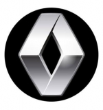 4CARS 3D CAR LOGO RENAULT